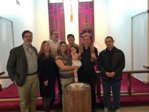 Baptism Serenity Mateycak